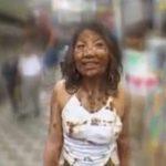 ウンコを浴びるスカトロプレイ後にそのまま服を着て街を練り歩く激ヤバ変態女