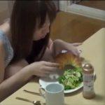 朝食後の女の子のウンチを見てみよう、4連発☆彡